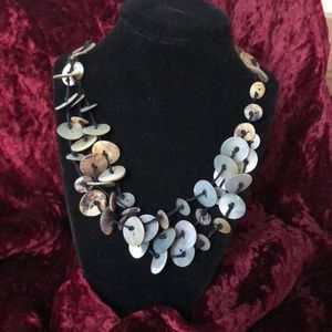 Island Beauty Shell/mother of pearl Necklace